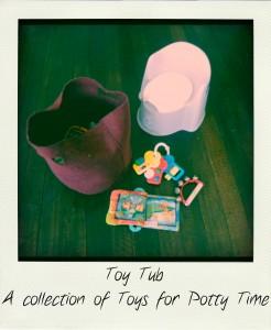 Toys + Potty