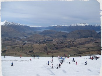 Next Week...Queenstown is Open for 'Snow' Business #1- Getting There