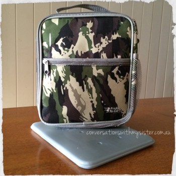 Recent FInd From Biome - BPA Free, PVC & Lead-safe with removable cooling panel
