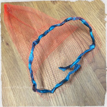 Conversationswithmysister_Reusing Orange Produce Bags