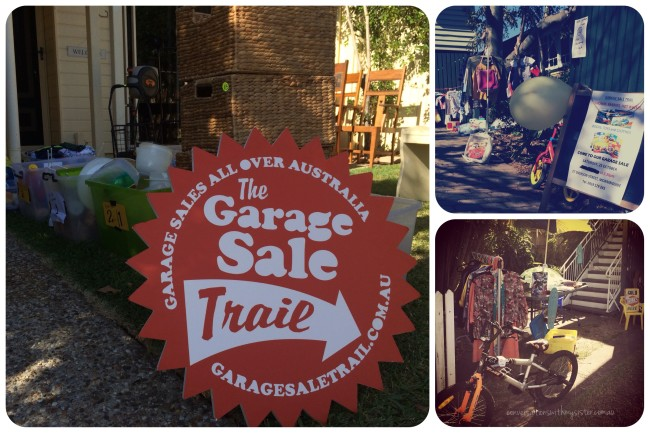 conversationswithmysister_Recycling and Helping Others_garage sale trail