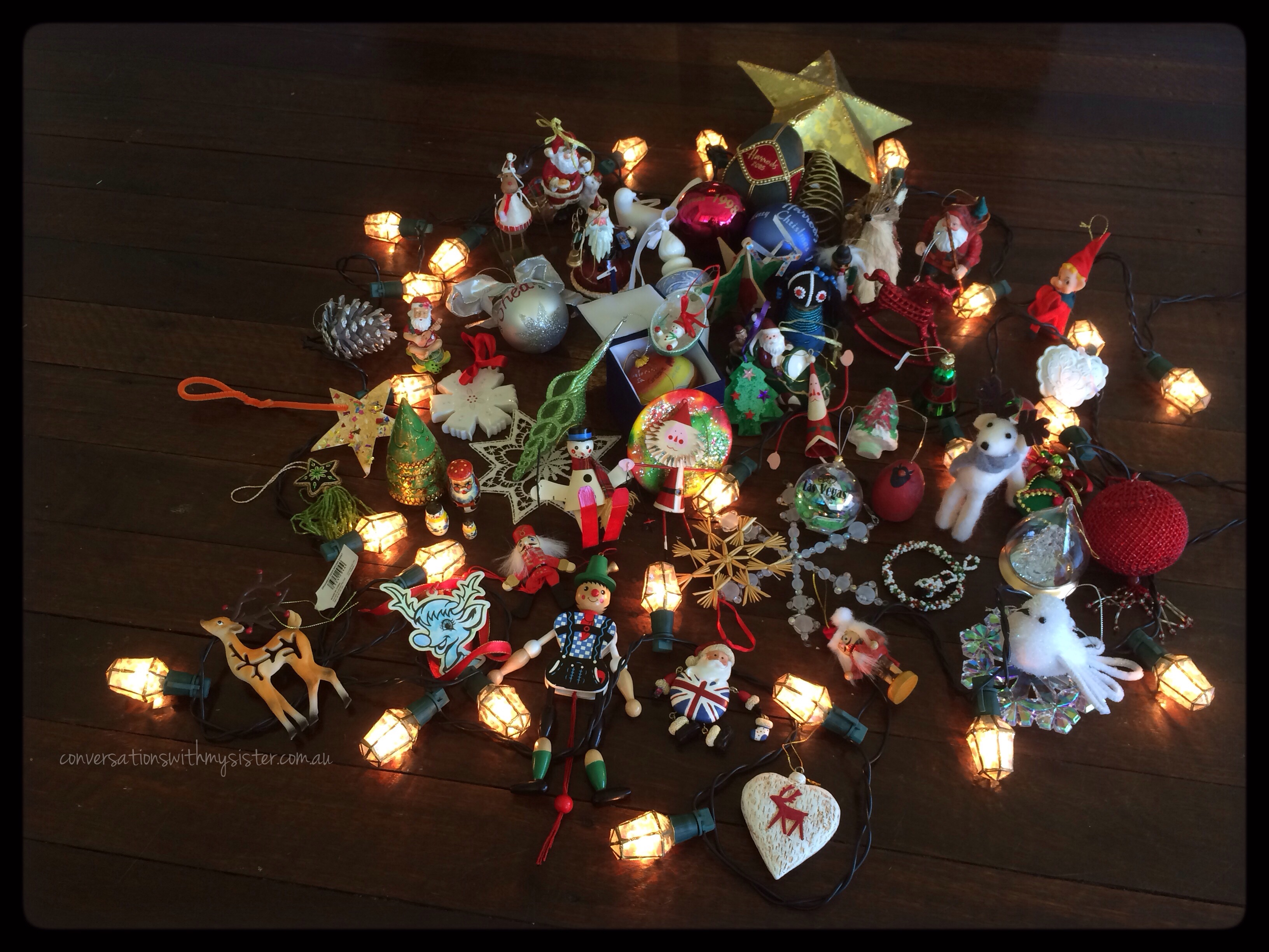 conversationswithmysister_Real Christmas Tree