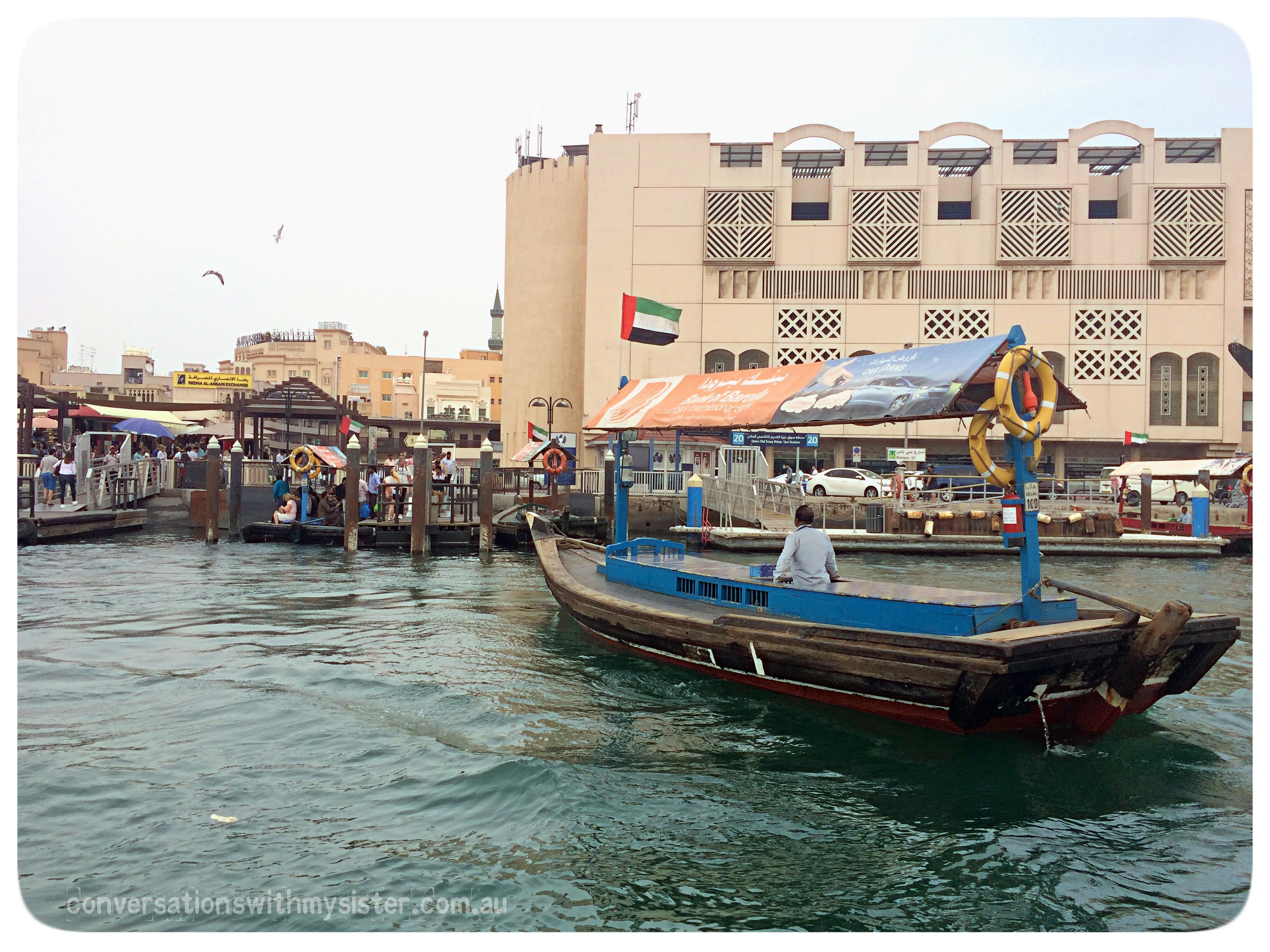 conversationswithmysister.com.au_Dubai Creek_Deira