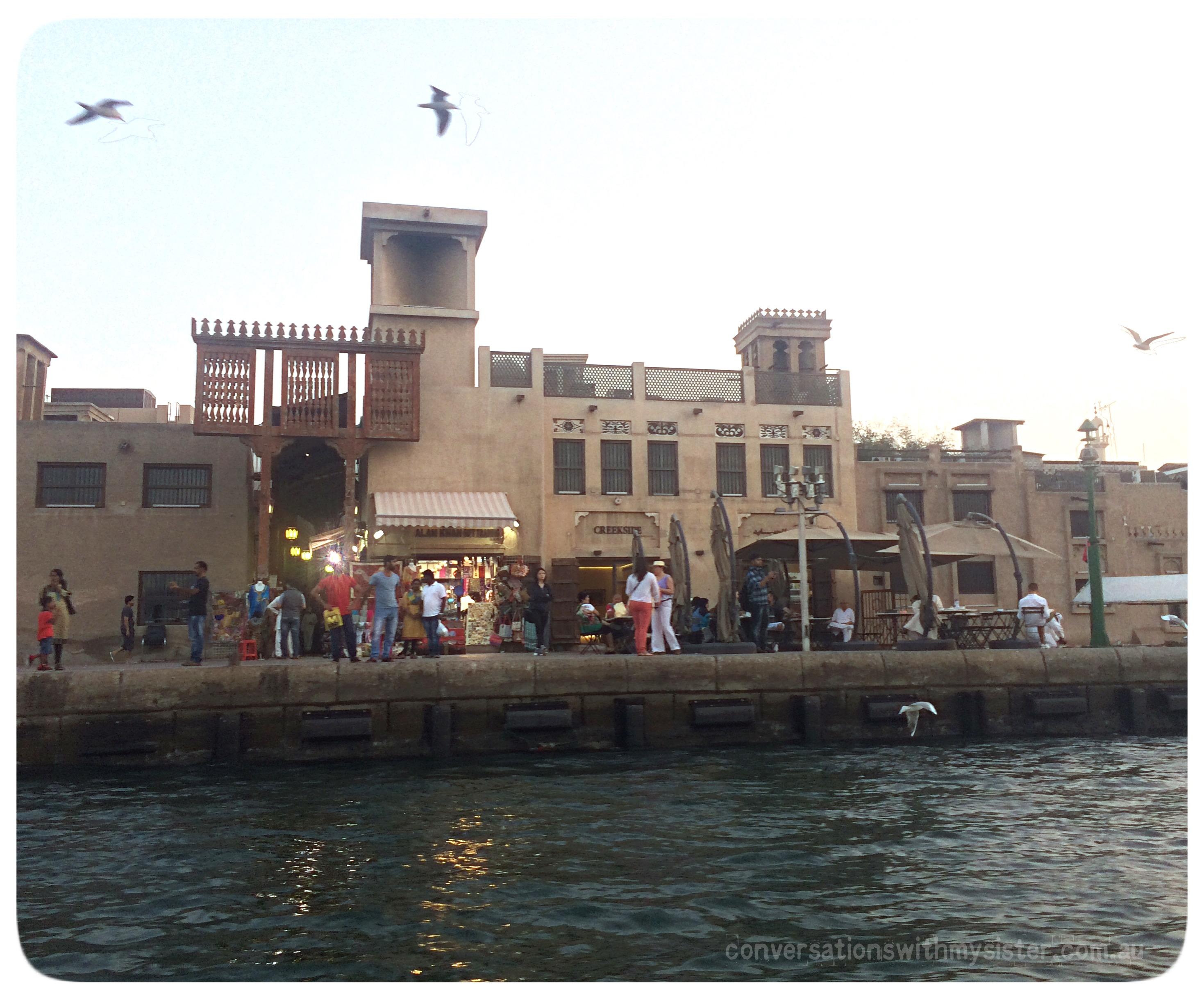 conversationswithmysister.com.au_Dubai Creek_Bur Dubai