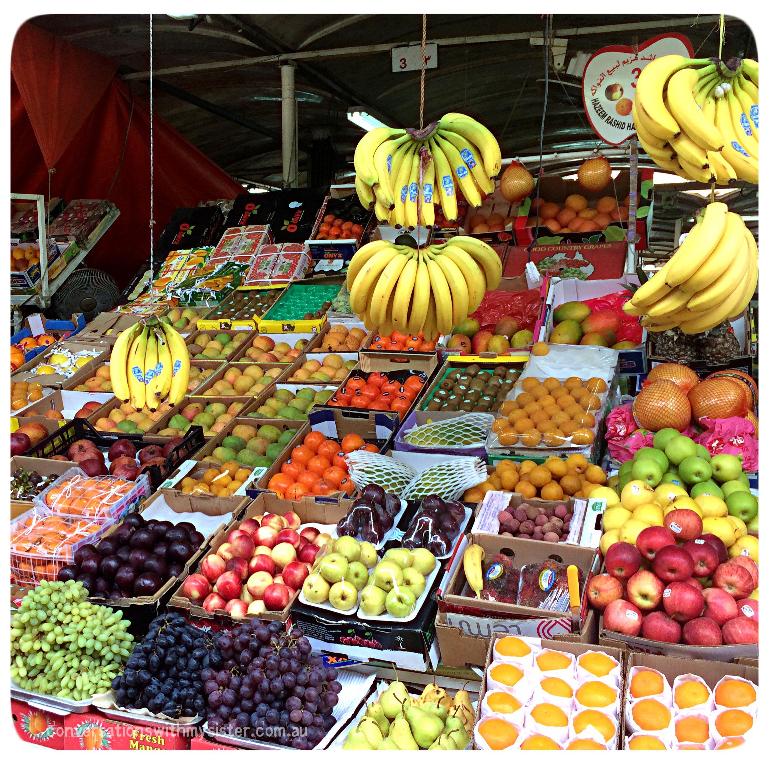 conversationswithmysister.com.au_Dubai Creek_F&V Markets