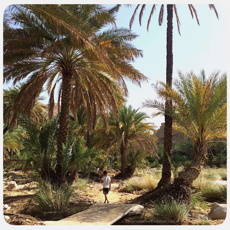 conversationswithmysister.com.au_Oman_Wadi Bani Khalid