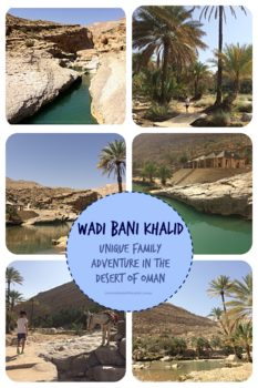 || Wadi Bani Khalid: Unique Family Adventure in the Desert of Oman || conversationswithmysister.com.au