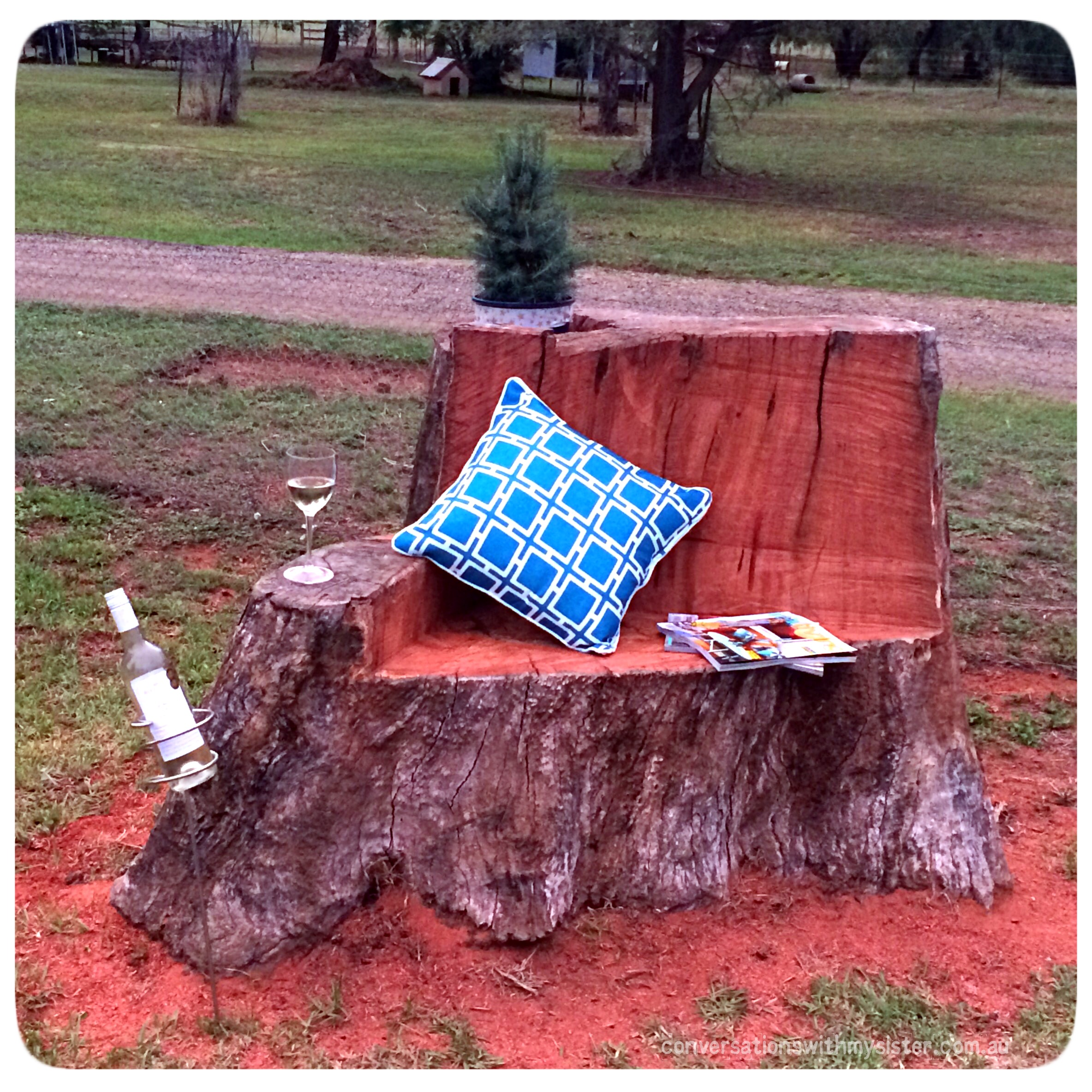 Chainsaw Art Inspiration – A Simple Way to Decorate Your Garden_conversationswithmysister.com.au