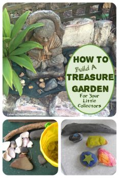 || How To Build A Treasure Garden For Your Little Collector || conversationswithmysister.com.au