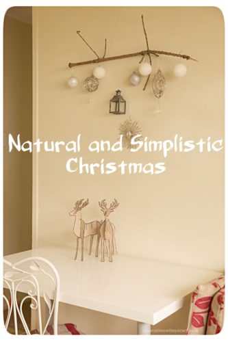 || Natural and Simplistic Christmas || conversationswithmysister.com.au