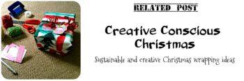 Creative Conscious Christmas