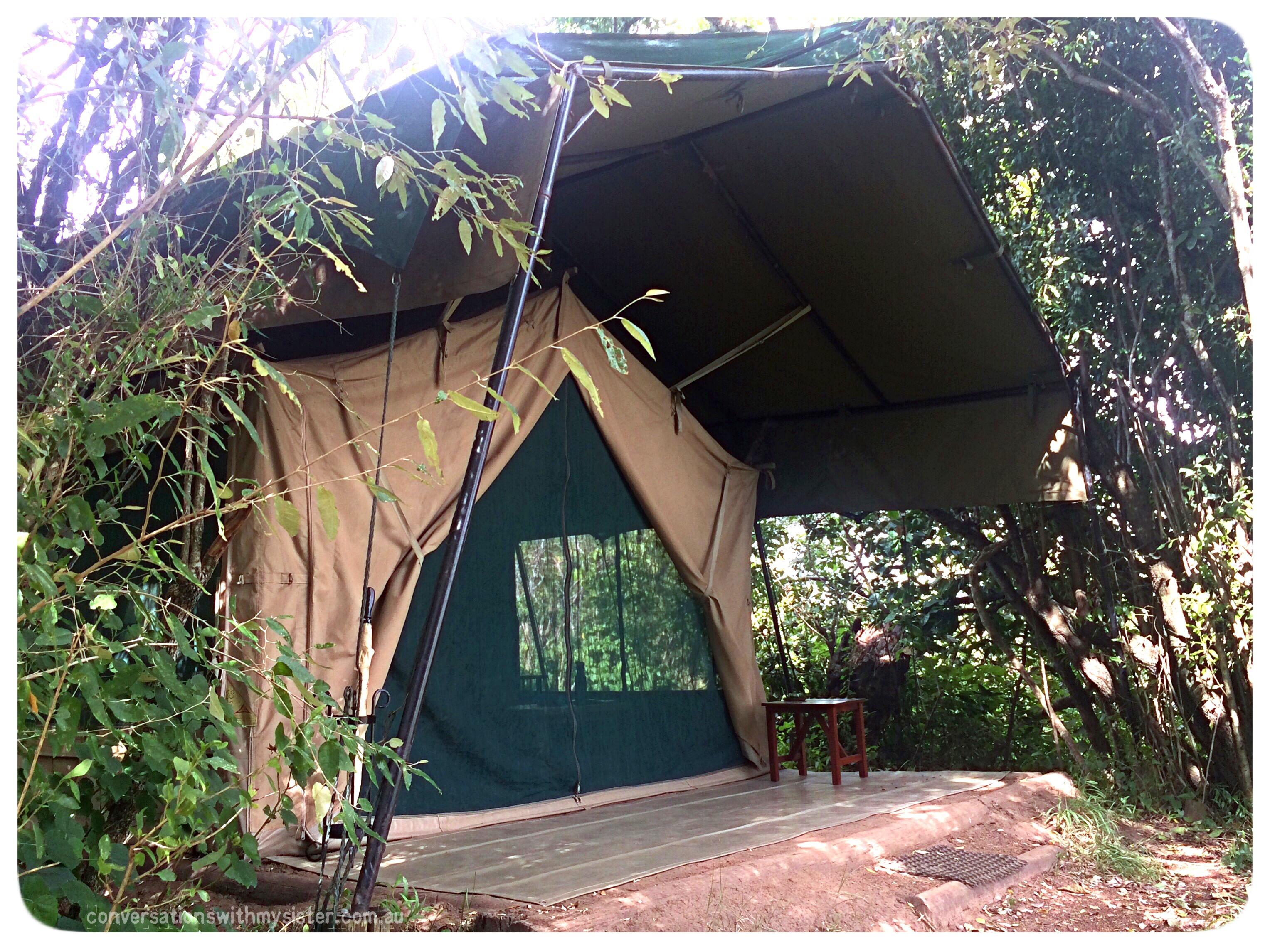 Rekero Safari Camp, Masai Mara, Kenya